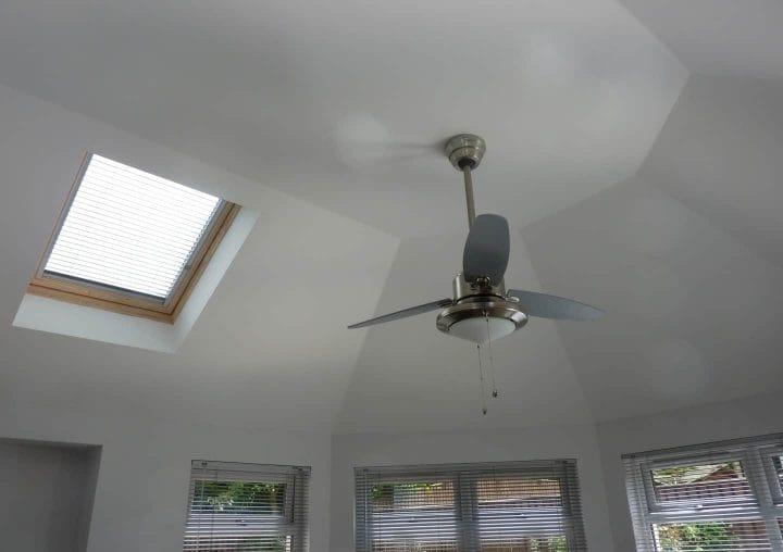 Velux Windows with fan