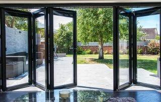 Bi-folding doors edinburgh