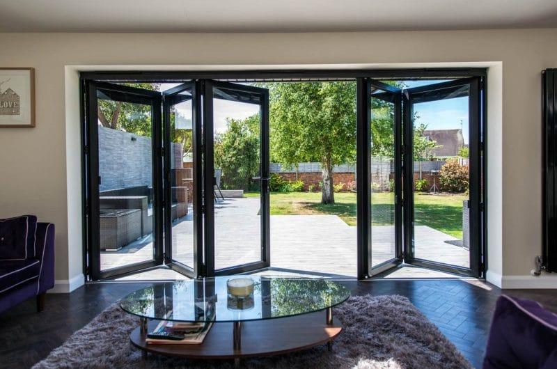 High quality aluminium windows and doors in scotland srj for Aluminium glass windows and doors