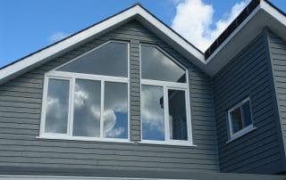 uPVC windows, edinburgh
