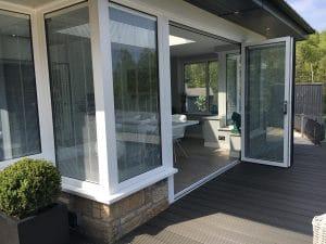 White Sun Room - SRJ Windows