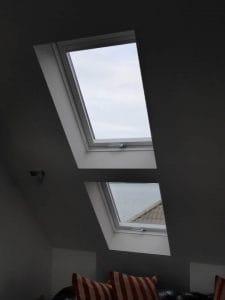 White tilt and turn windows - SRJ Windows