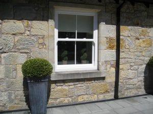 White sash windows - SRJ Windows
