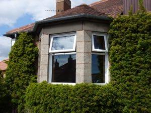 Bay Windows with Casement Opening- SRJ Windows
