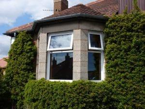 Traditional bay window - SRJ Windows