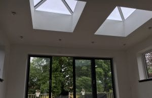 Roofline windows - SRJ Windows