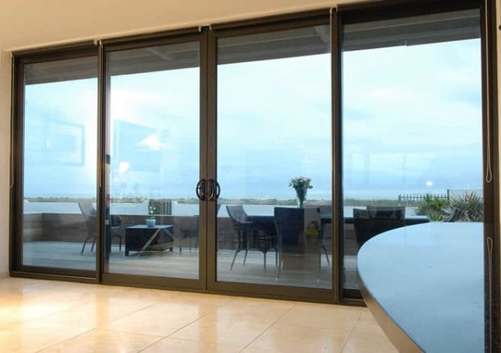Elegant French Patio Doors by SRJ Windows