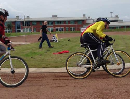 SRJ Supports Fife Cycle Speedway