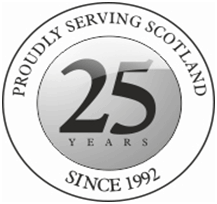 SRJ Windows Proudly Serving Scotland for over 25 years.