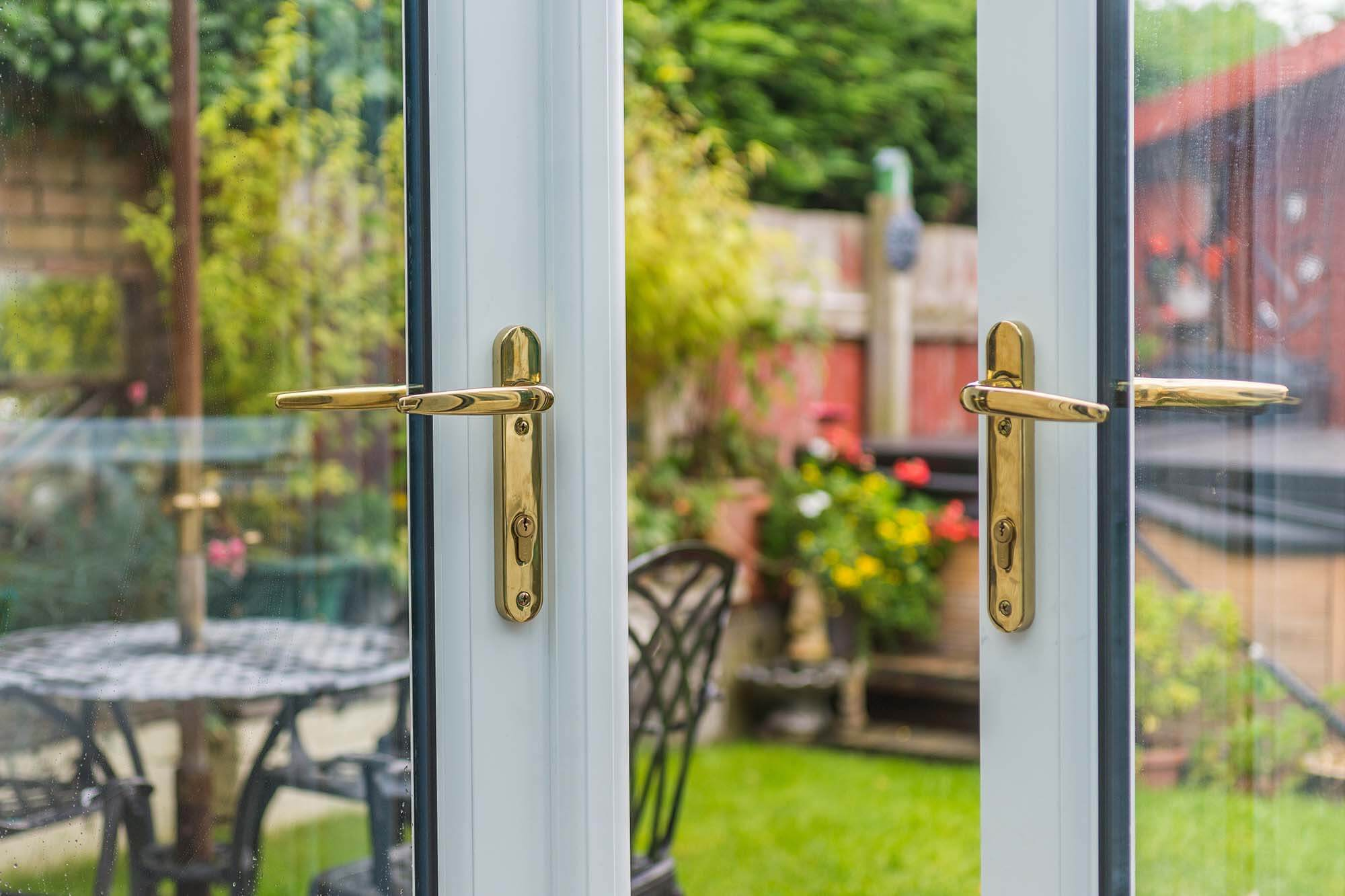 Double Glazing Doors for homeowners in Strathmartine Dundee