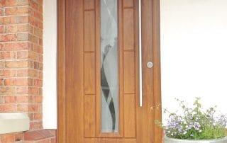 Rockdoor wooden design