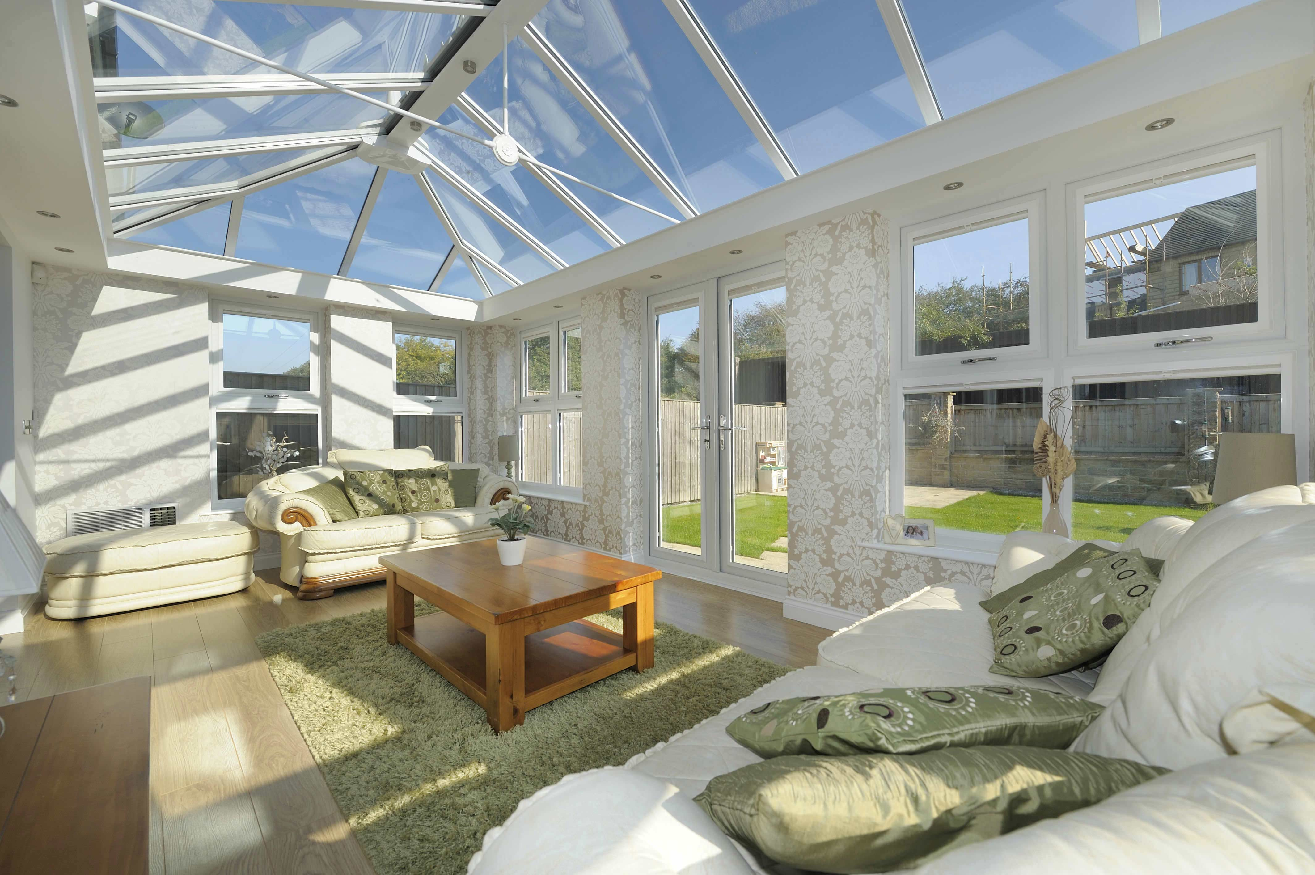 Conservatory Roofs Dundee