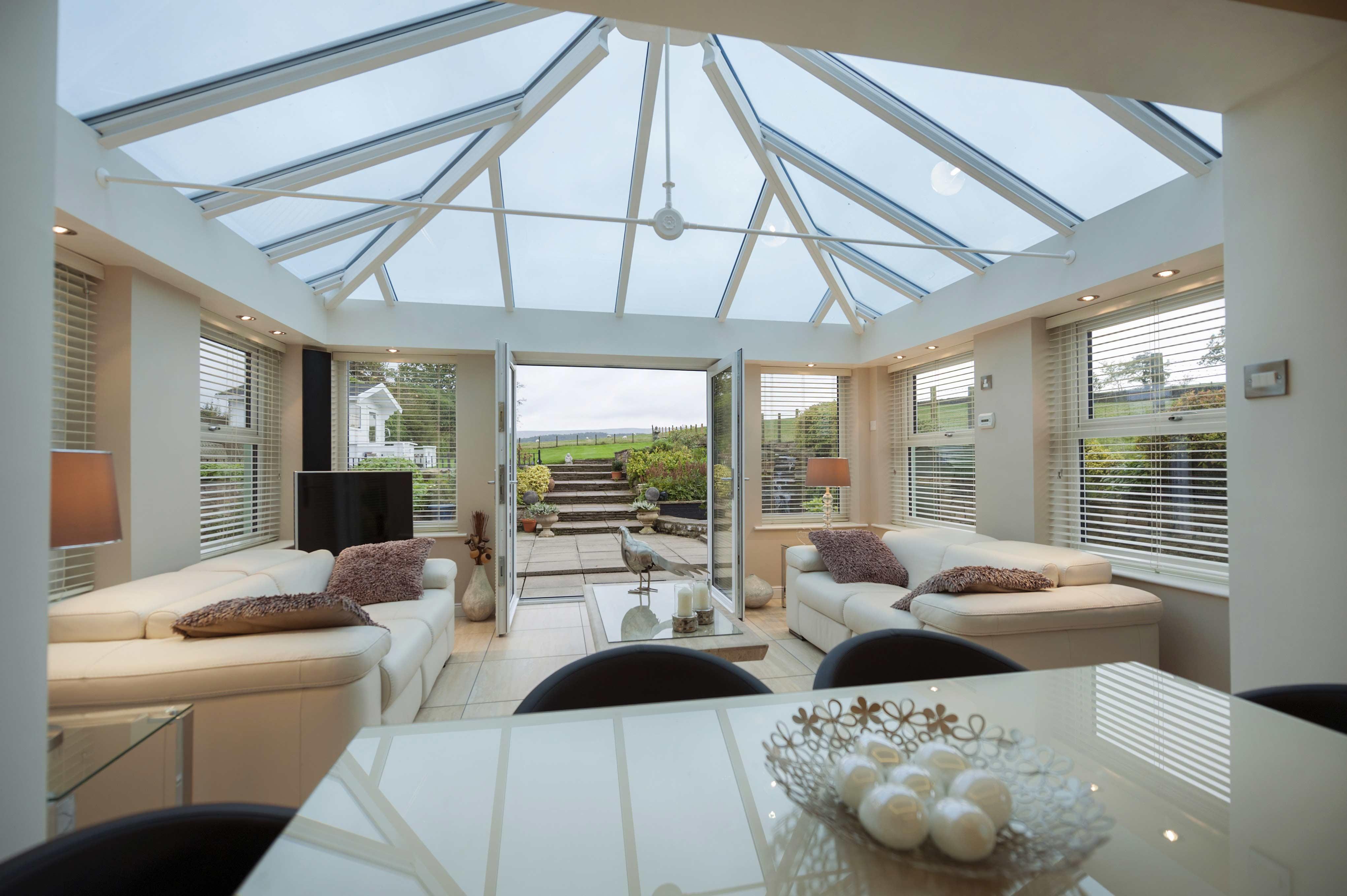 Glass House Extensions Edinburgh Srj Windows Home