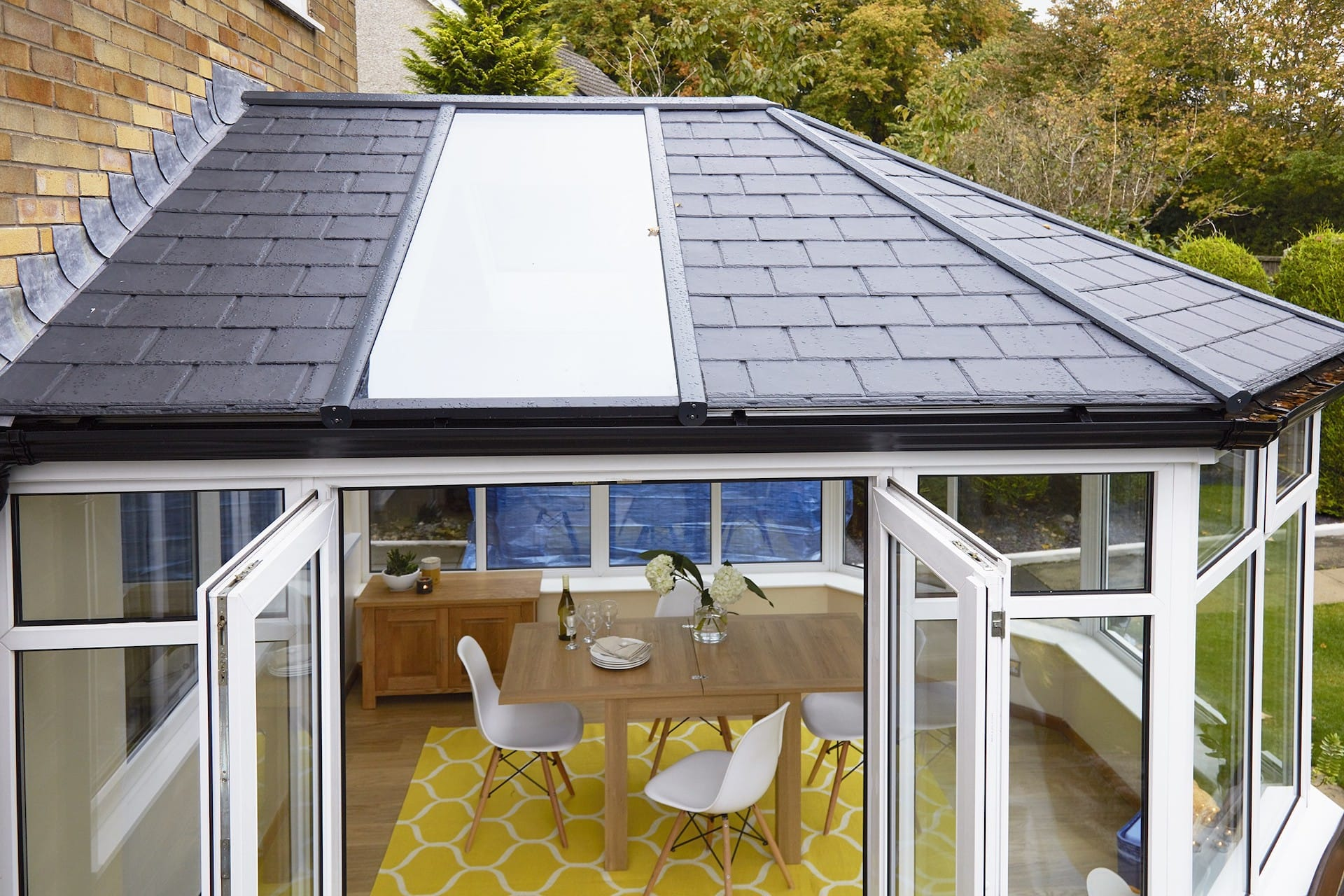 Tiled Conservatory Roofs Firth, Dunfermline