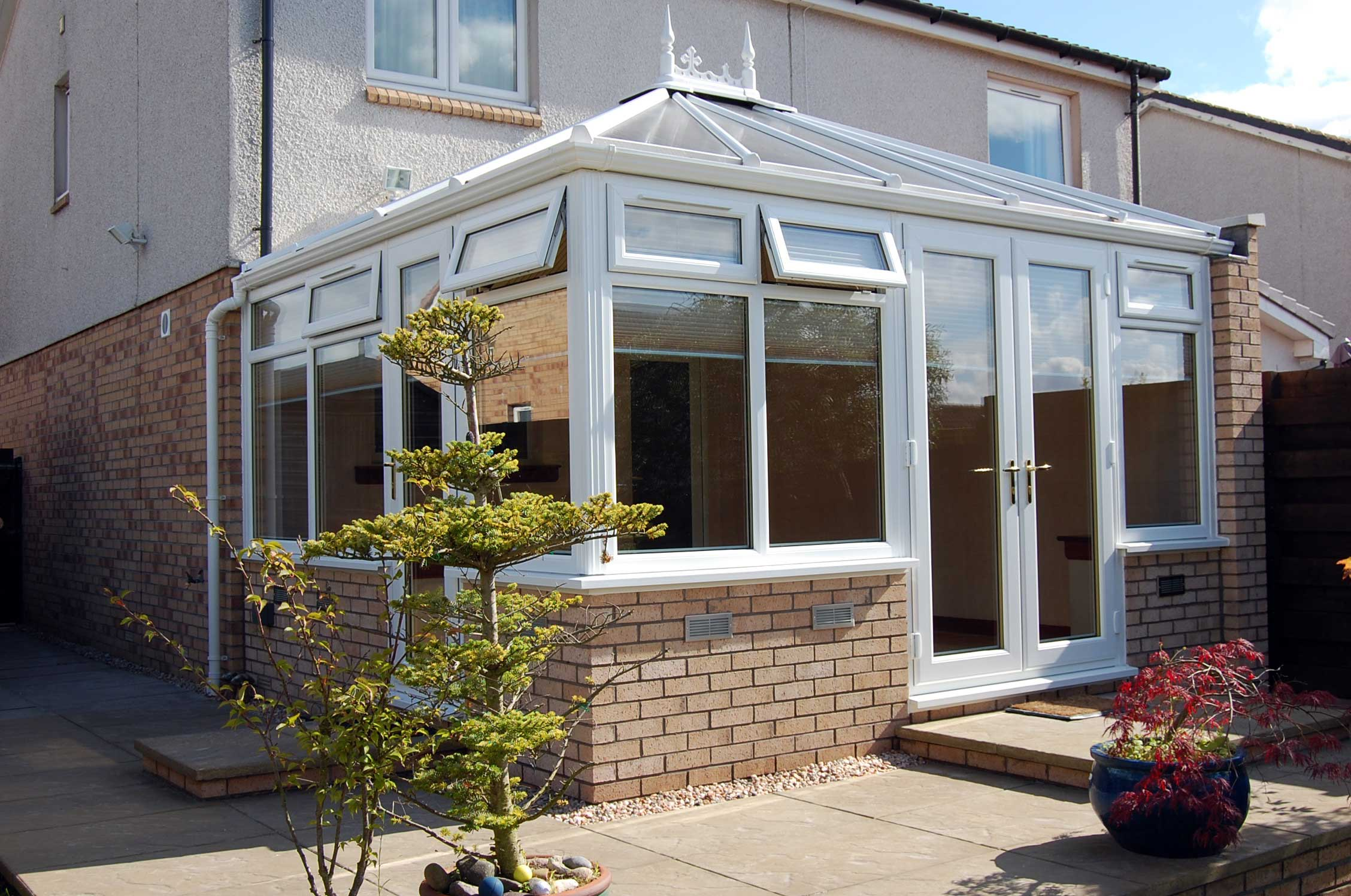 Conservatory prices falkirk
