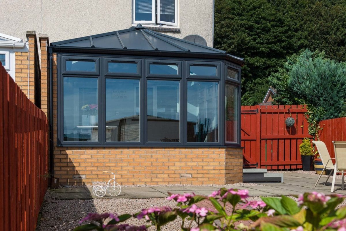 Conservatory Prices North Queensferry
