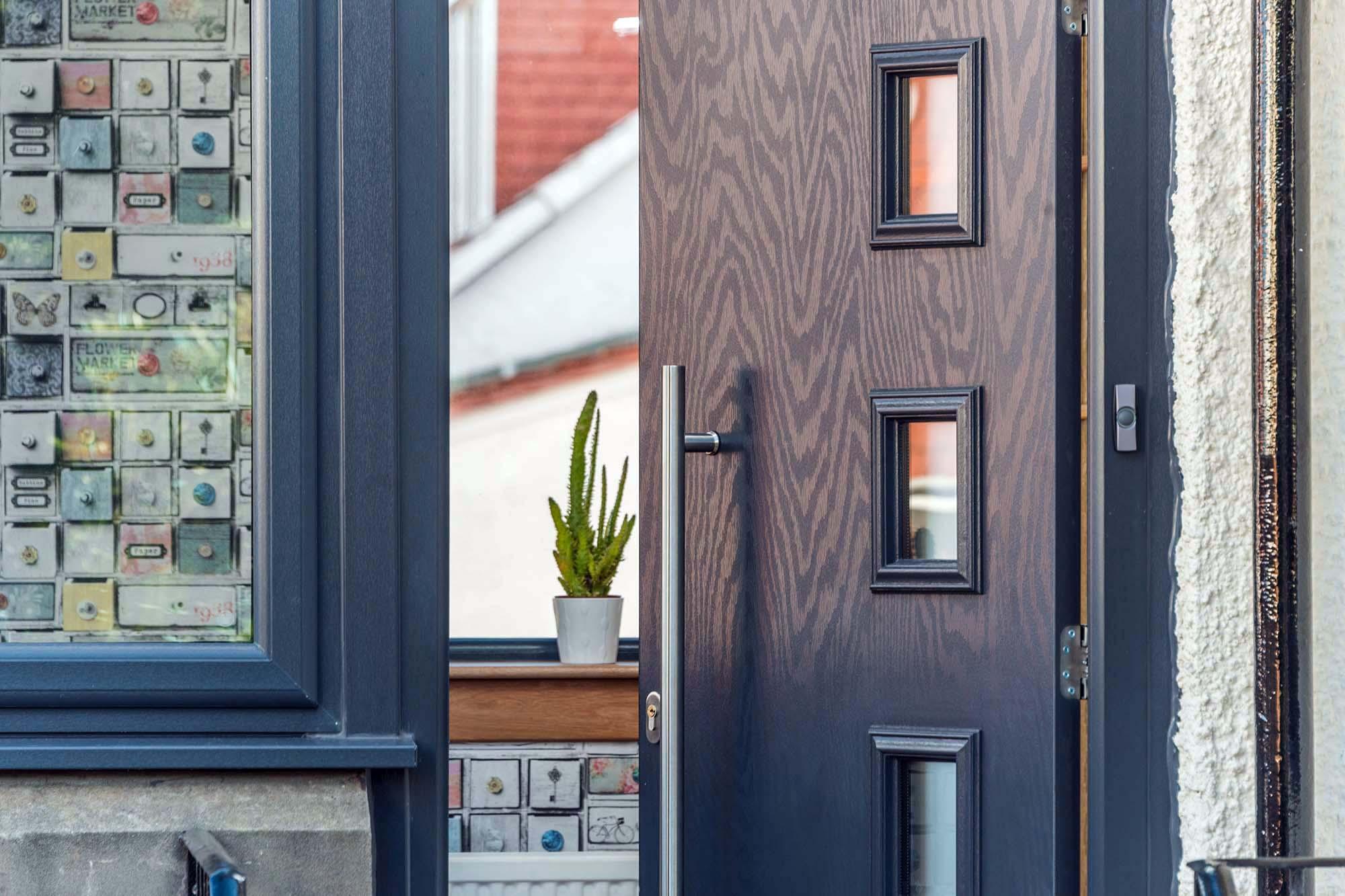 Composite Doors Newington, Edinburgh