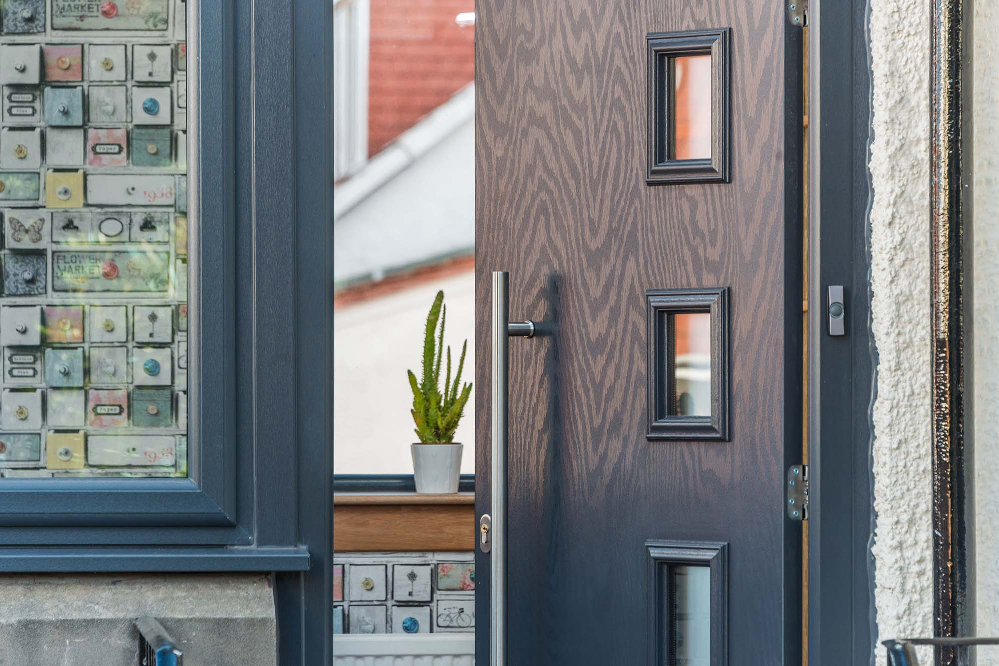 composite door prices Stirling