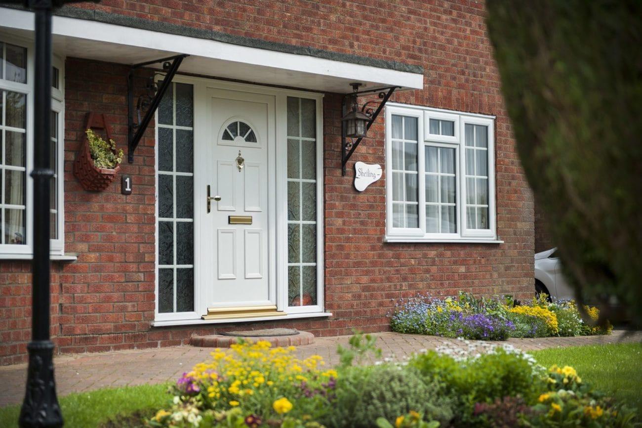 uPVC Front Doors North Queensferry