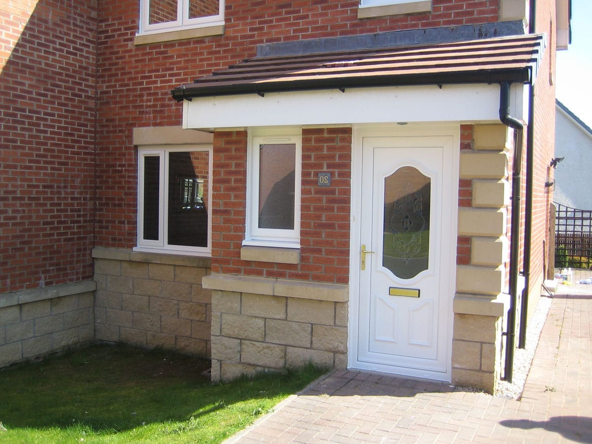 What is the Difference Between a uPVC Door & a Composite Door?