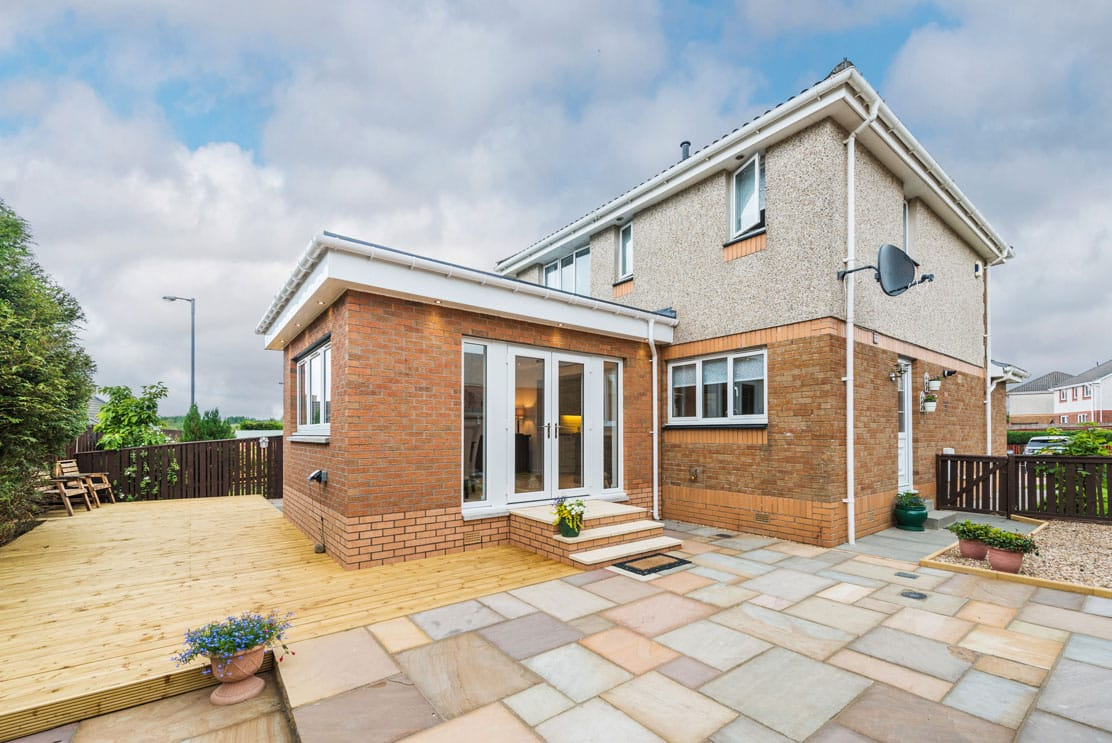 house extensions fife