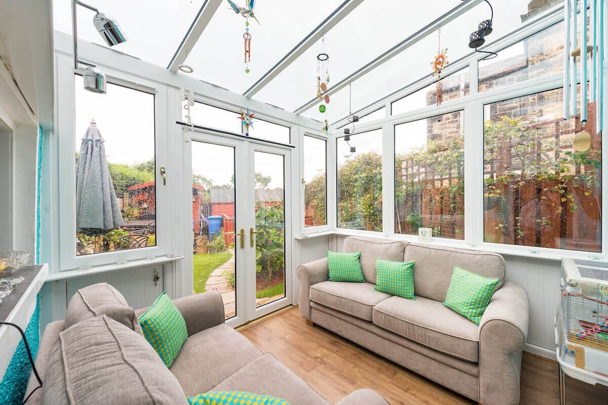 conservatory installation Edinburgh
