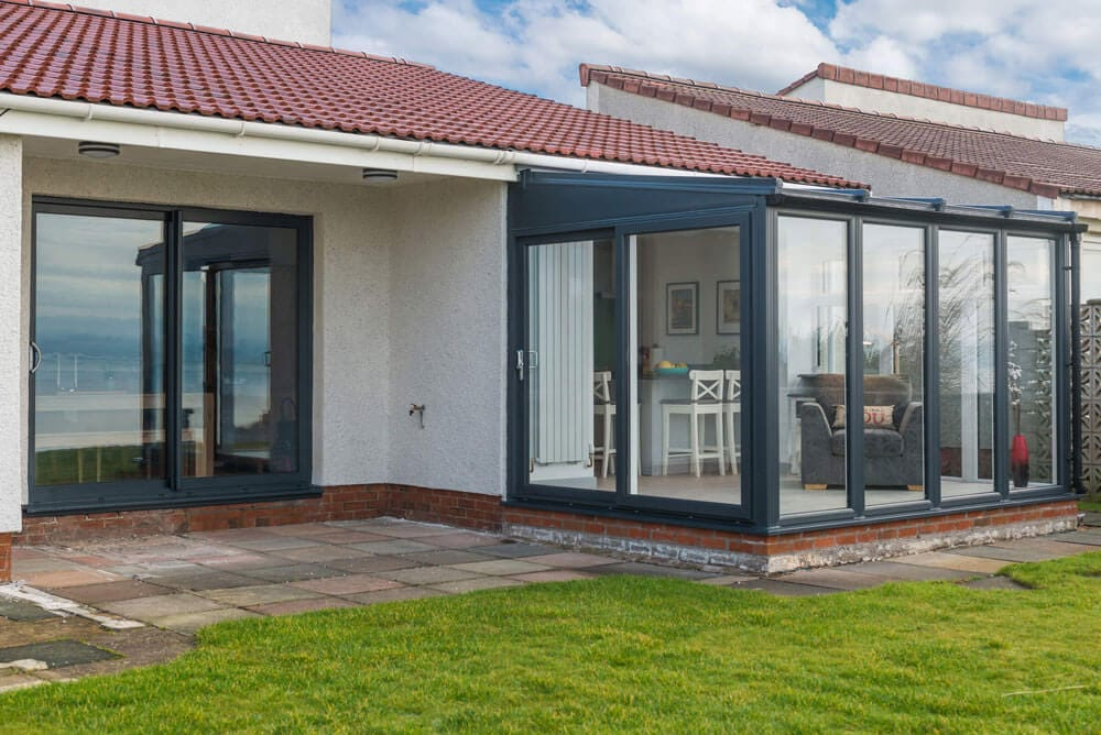 Lean to Conservatory Dalkeith