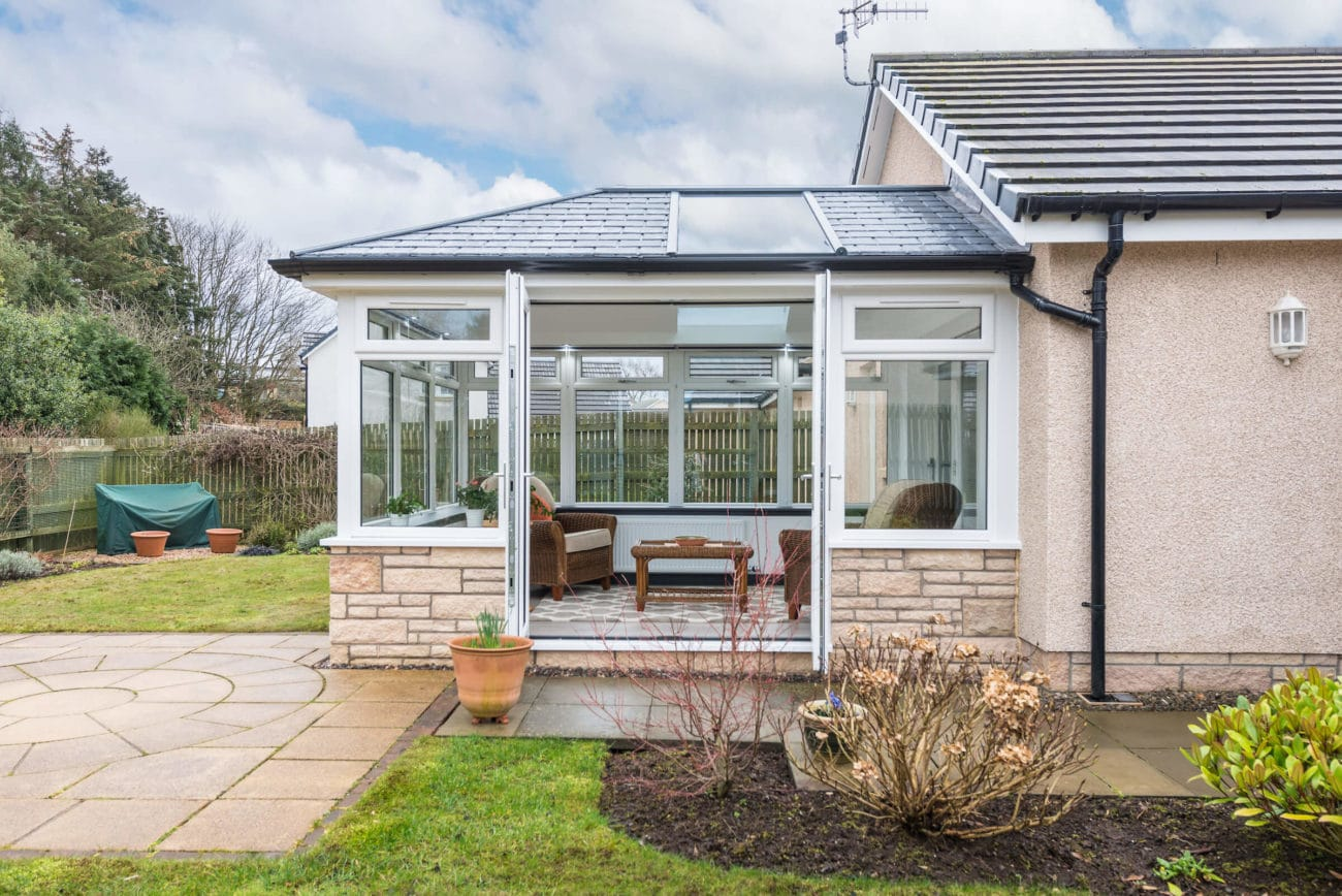 Tiled Conservatory Roofs Blair Drummond