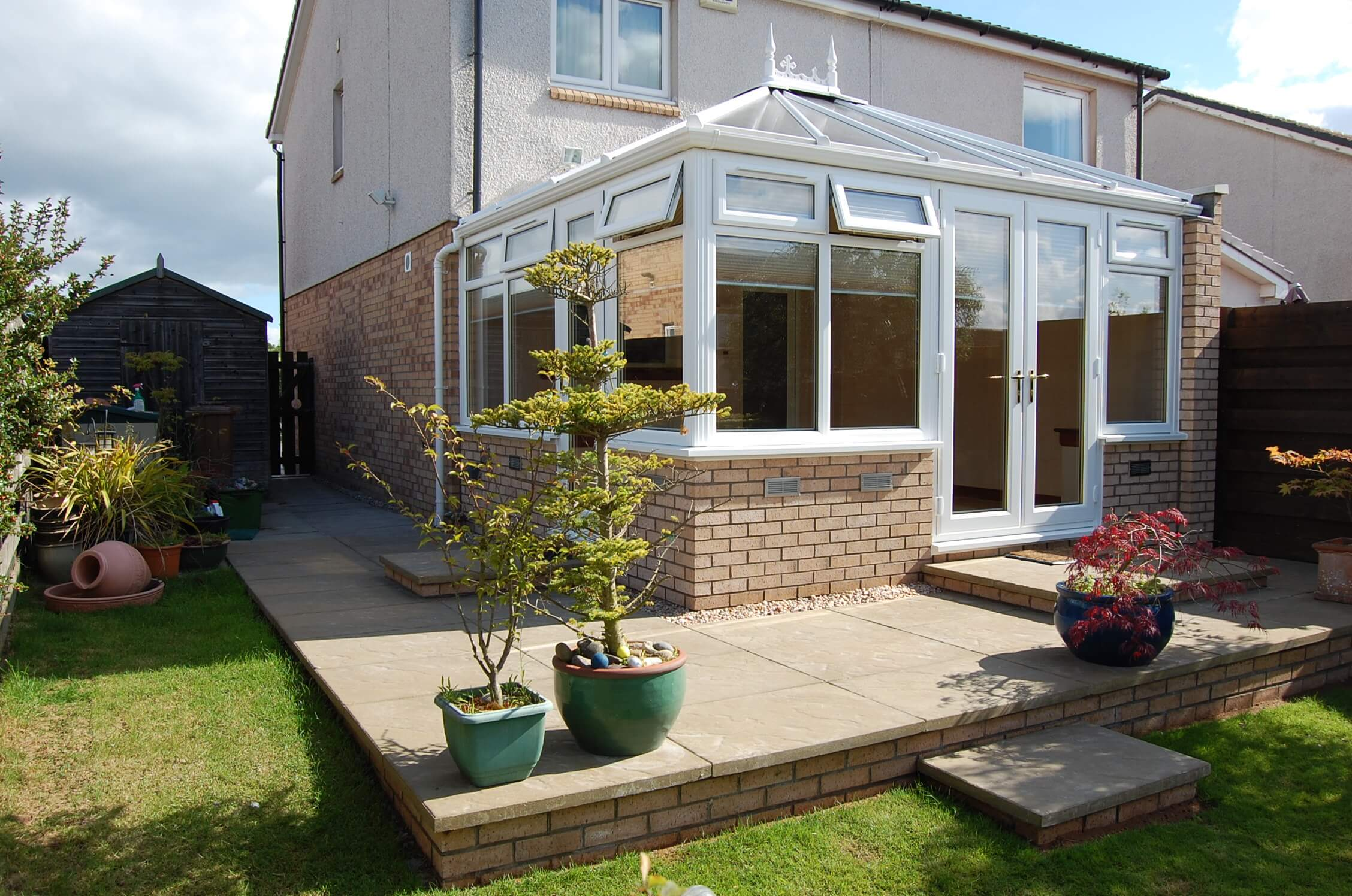 Conservatory Cost St Andrews