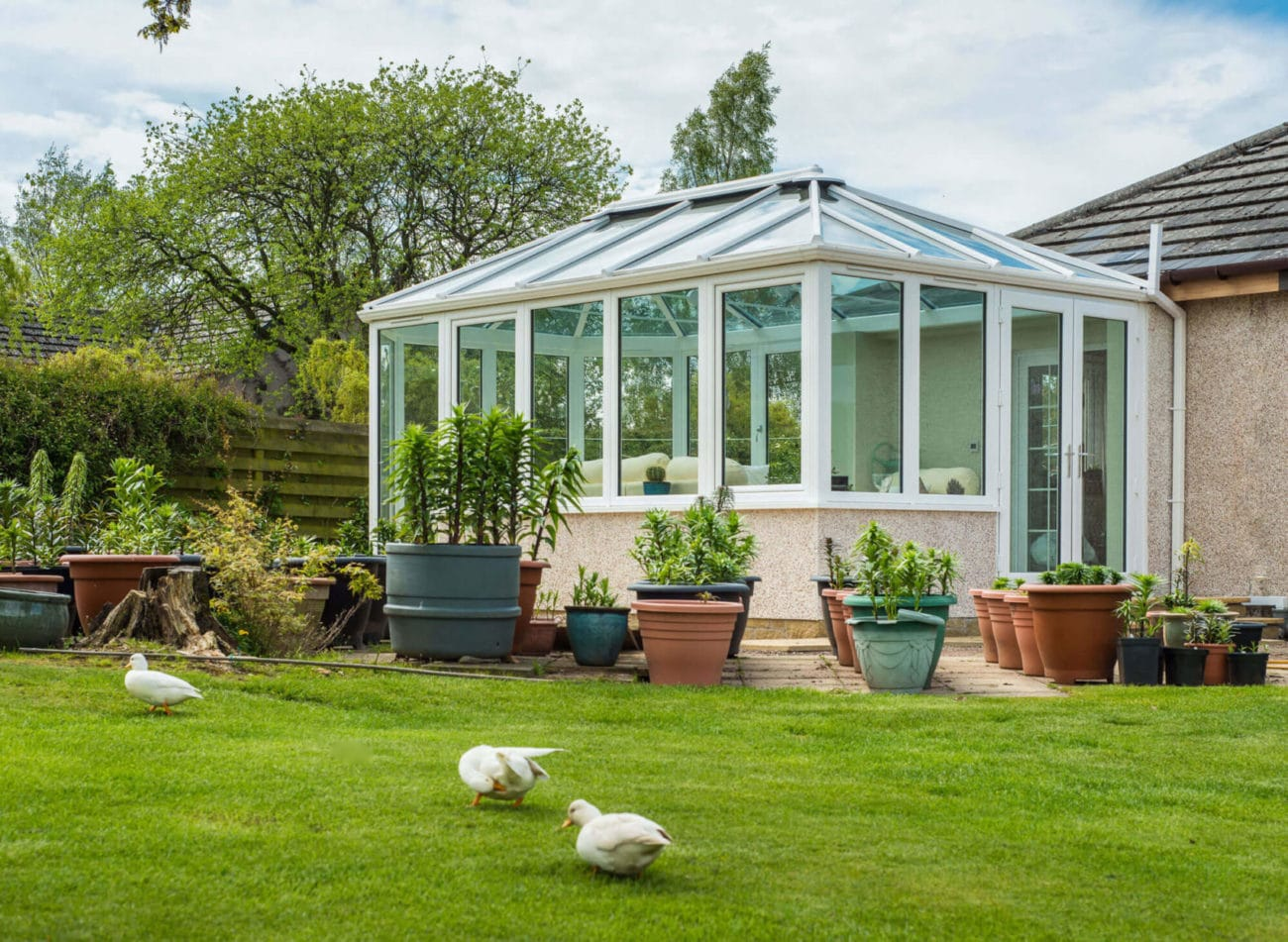 Conservatory Prices Glenrothes