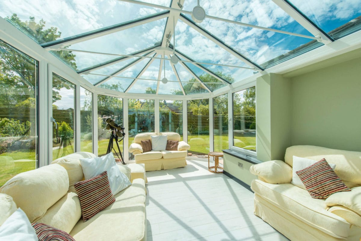 Conservatory Roof Replacement Dalkeith