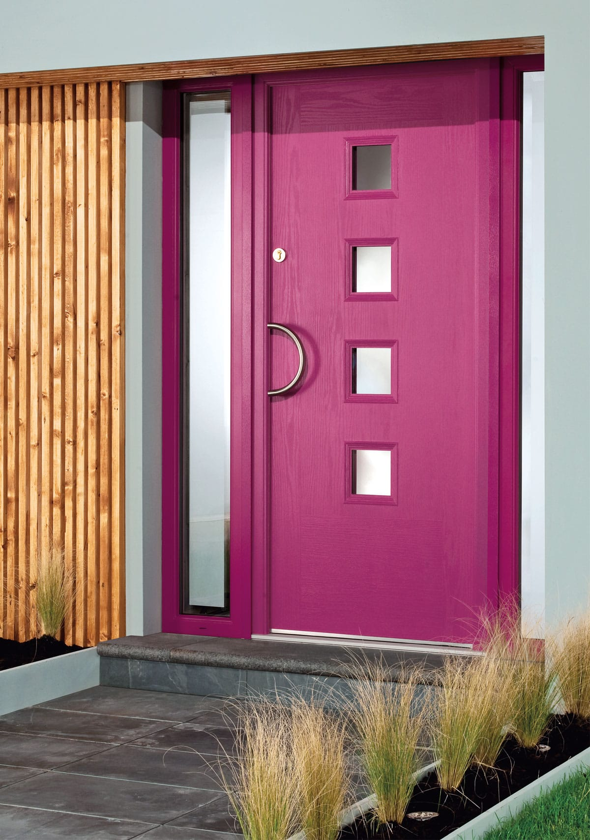 composite doors fife