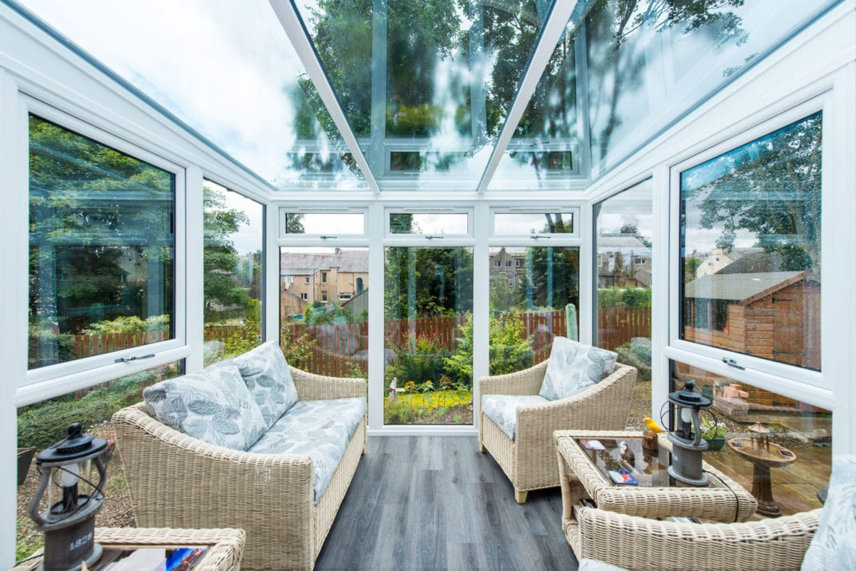 Conservatory Roof Conversions Kirkcaldy