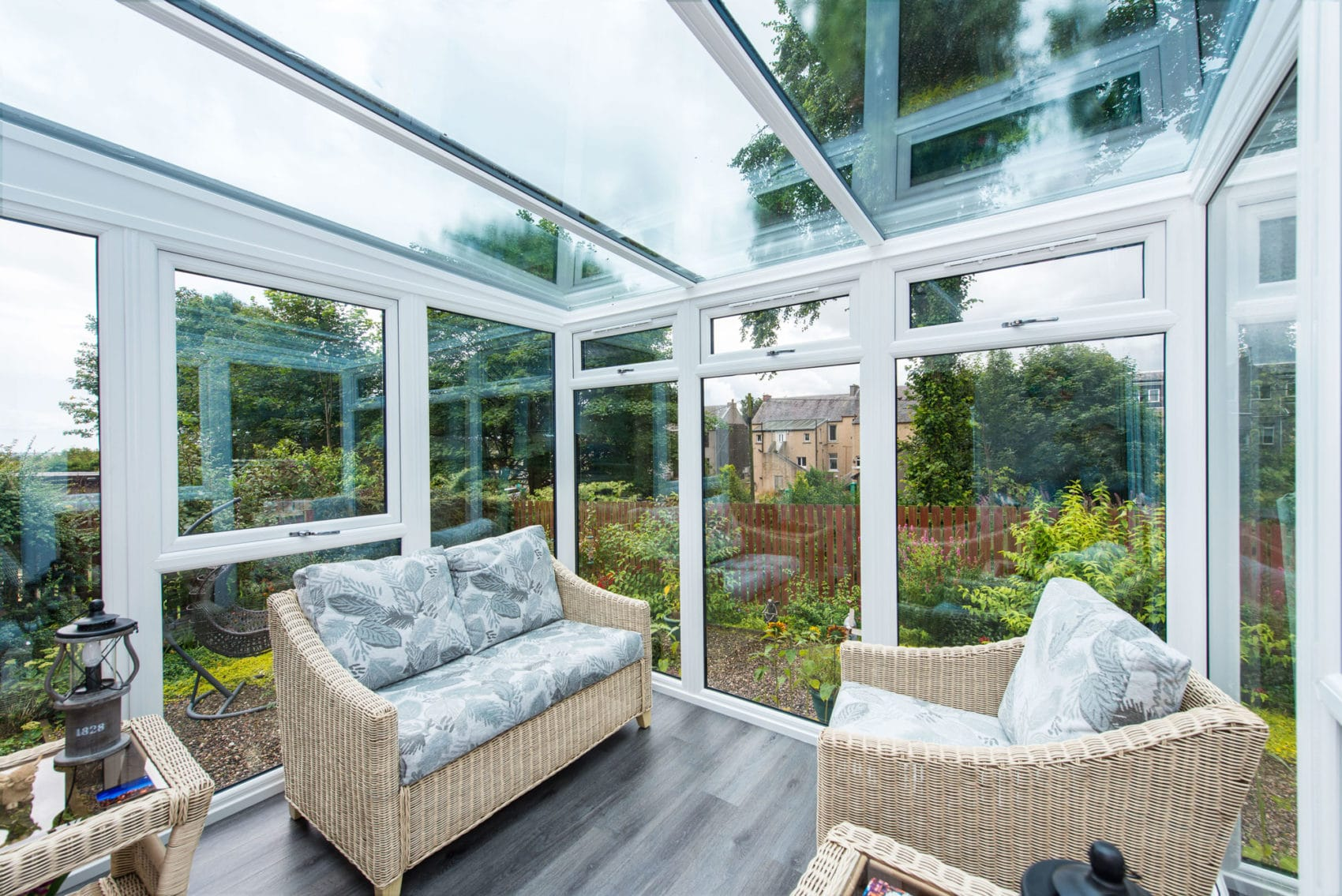 Conservatory Roofs Perth