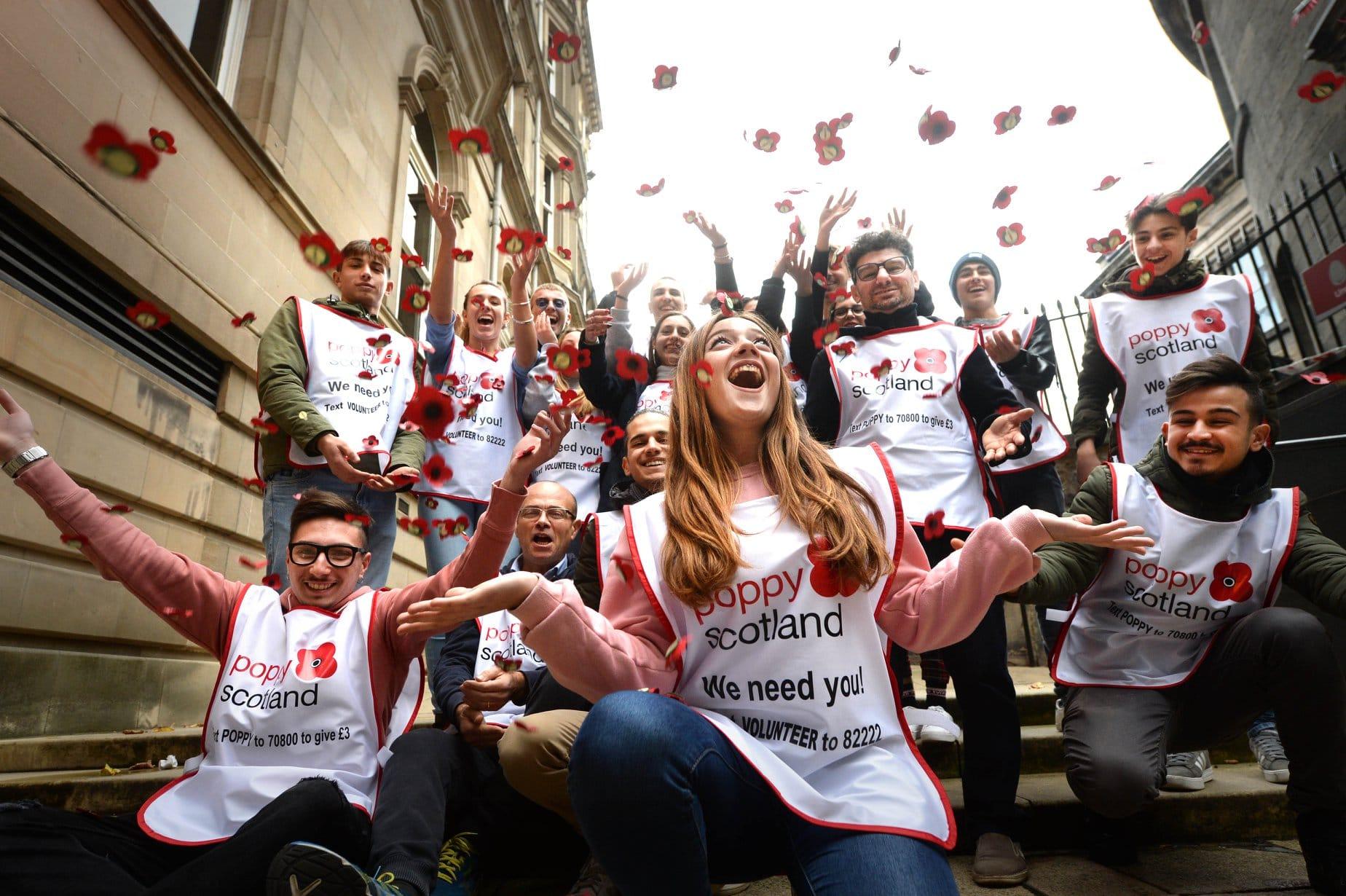 Poppy Support Scotland