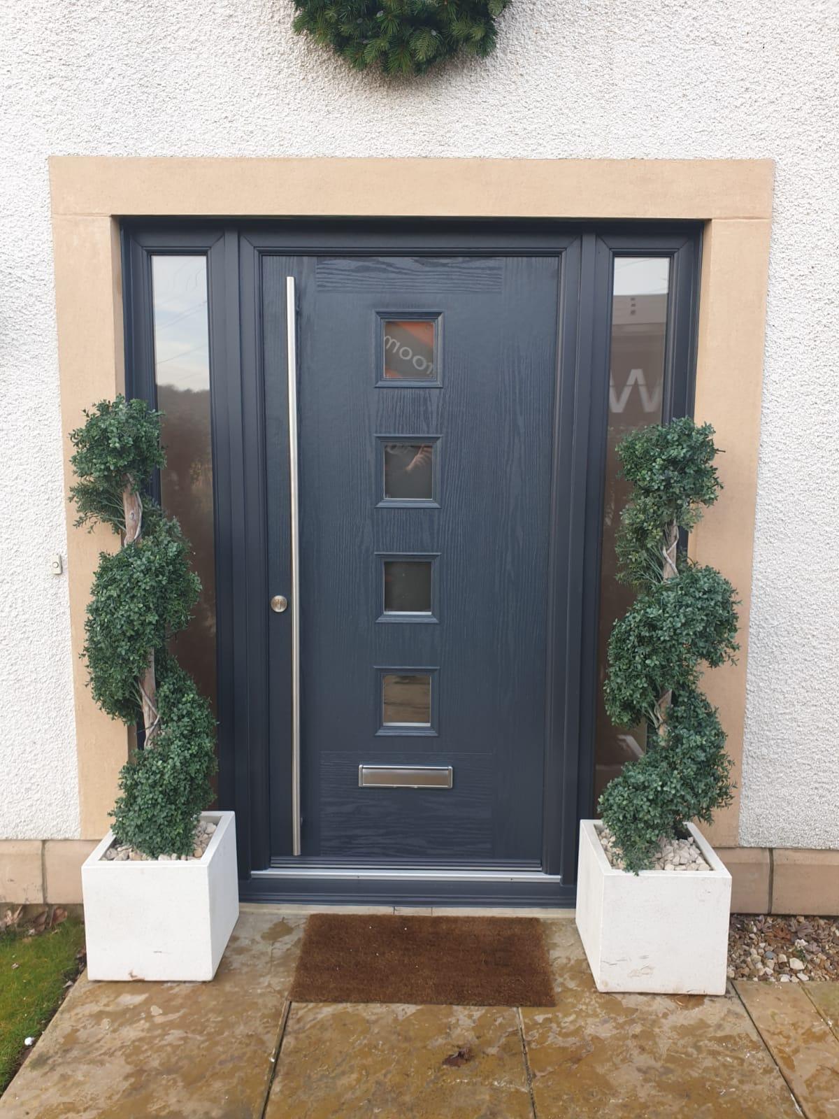 Composite Doors Dunfermline