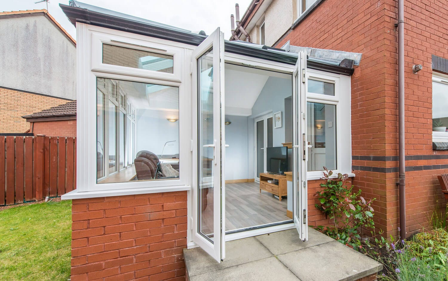 Double Glazed Doors Glenrothes
