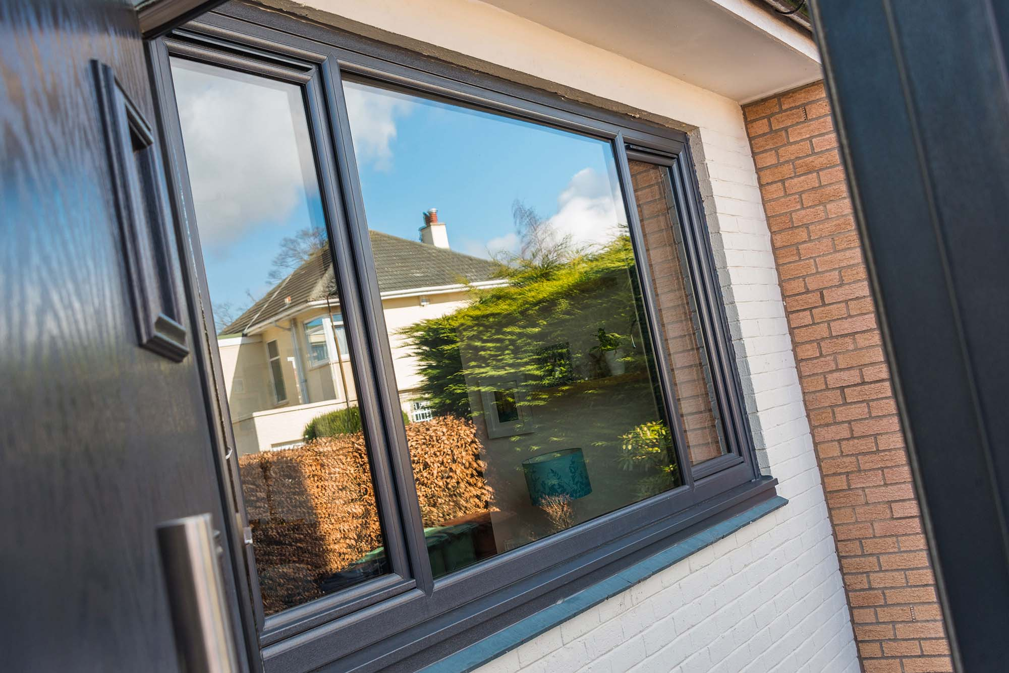 Aluminium Windows install for Homeowners in Stirling