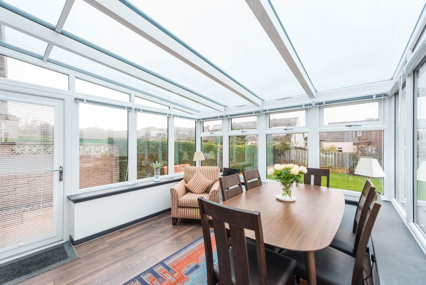 Lean to conservatory Leith
