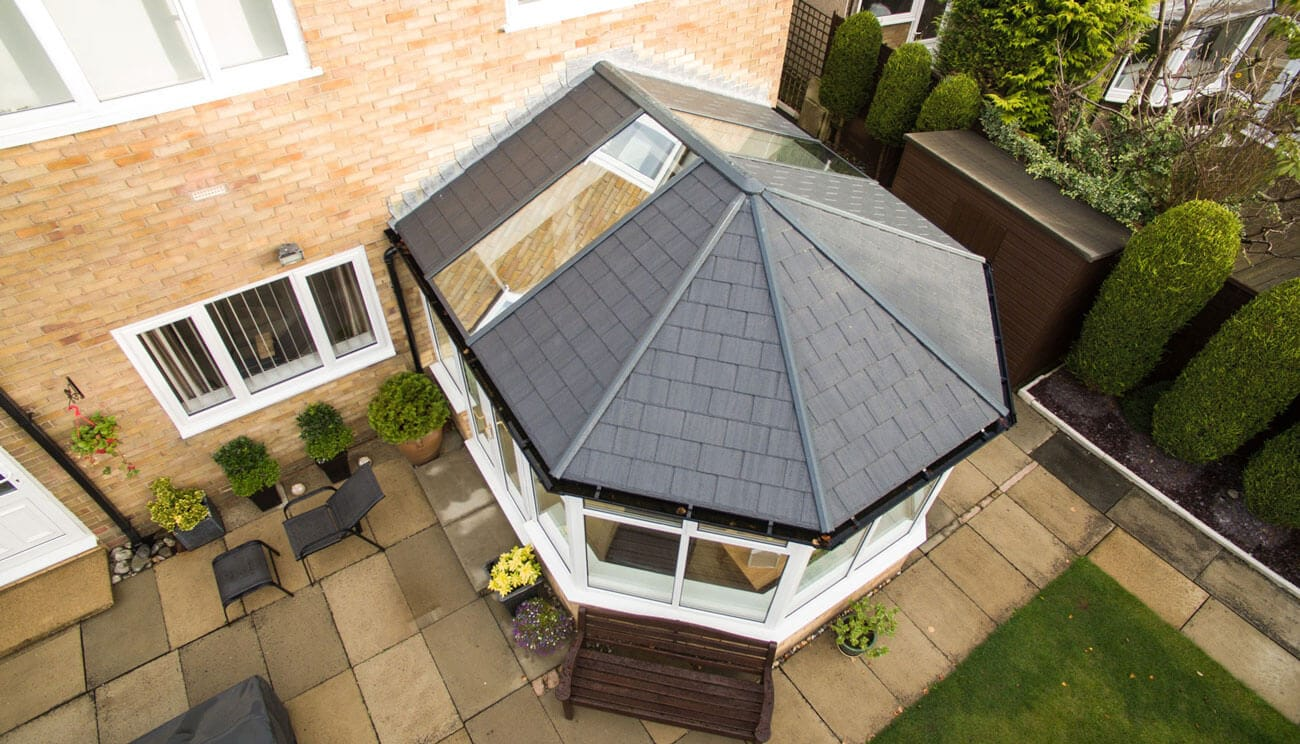 Roofed Conservatory Kincarine