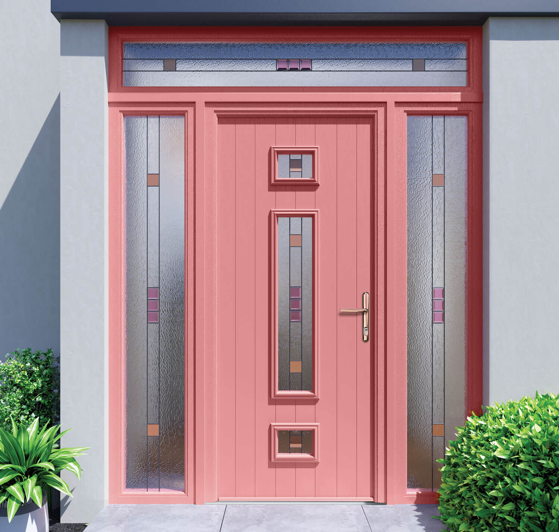 Modern Composite Doors Dunfermline