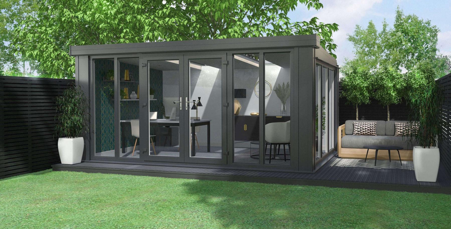 Garden Rooms Dunfermline