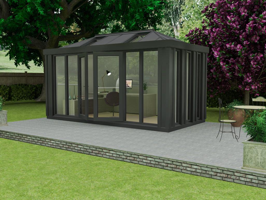 garden home office dunfermline