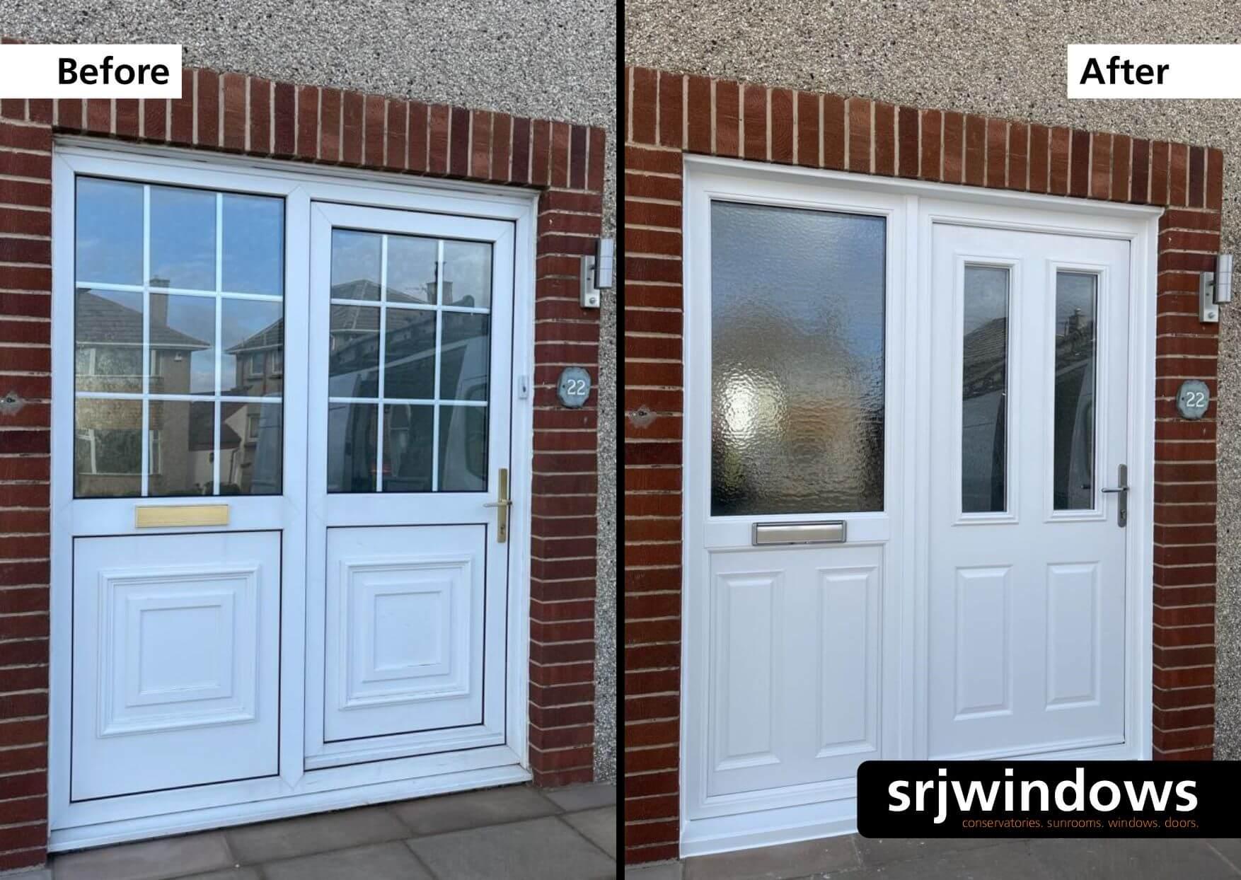 Composite Door Prices Falkirk
