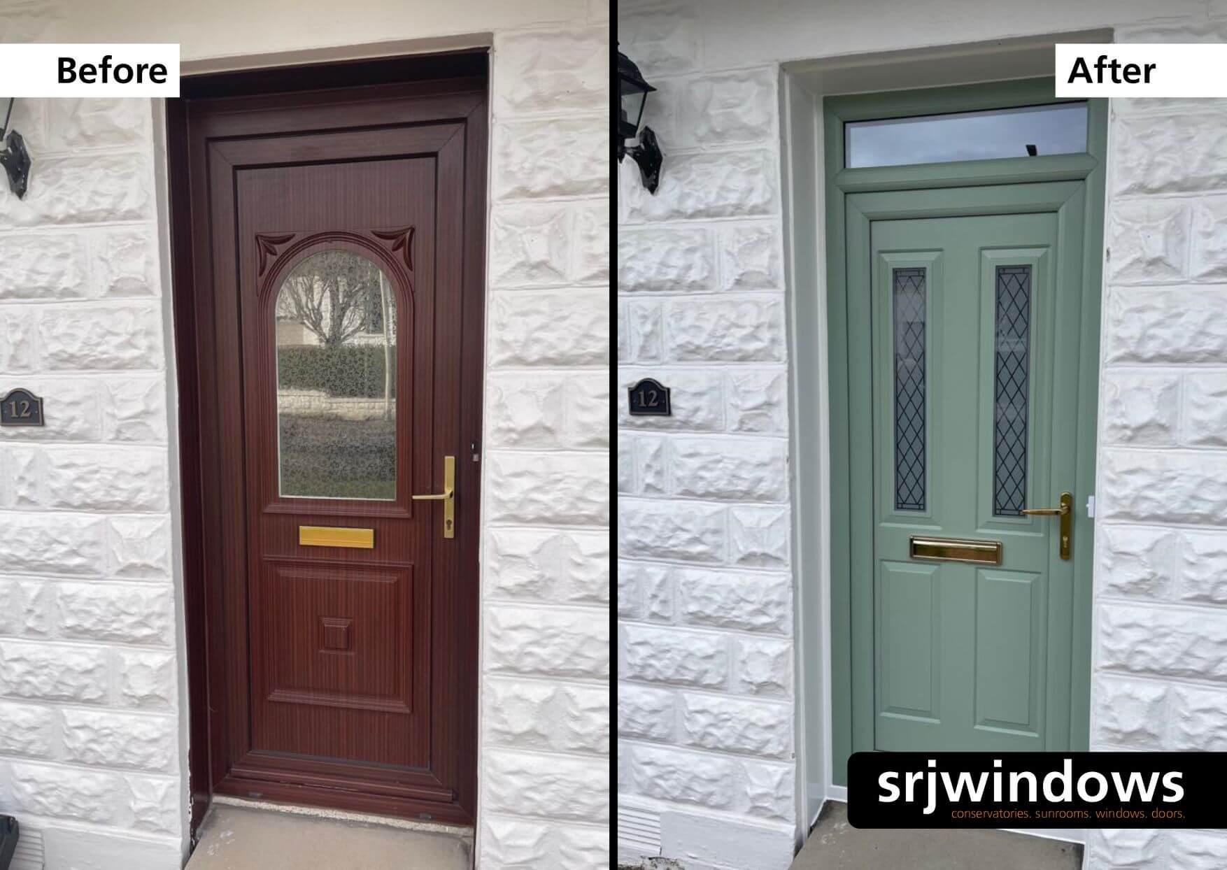 Composite Doors near me Falkirk