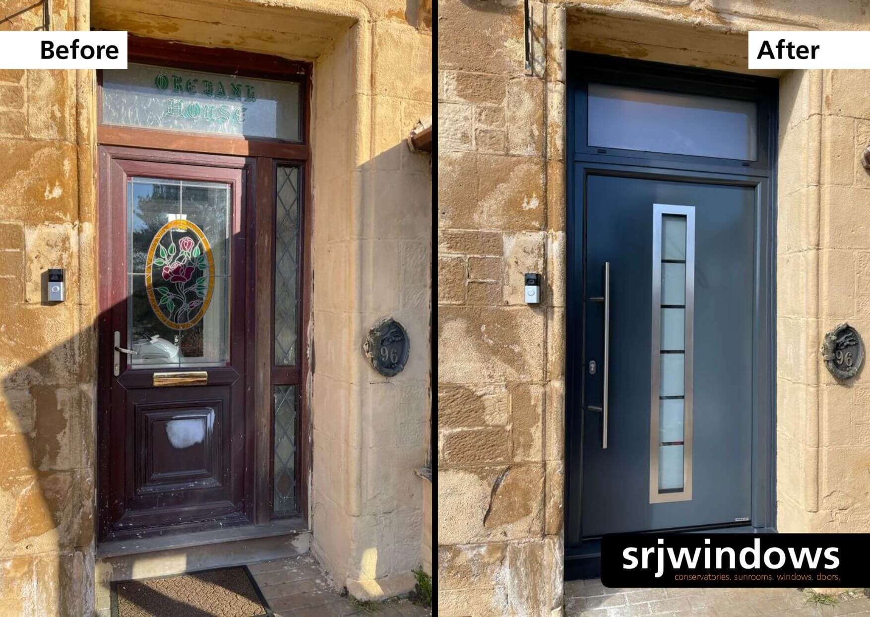 Composite Back Doors falkirk