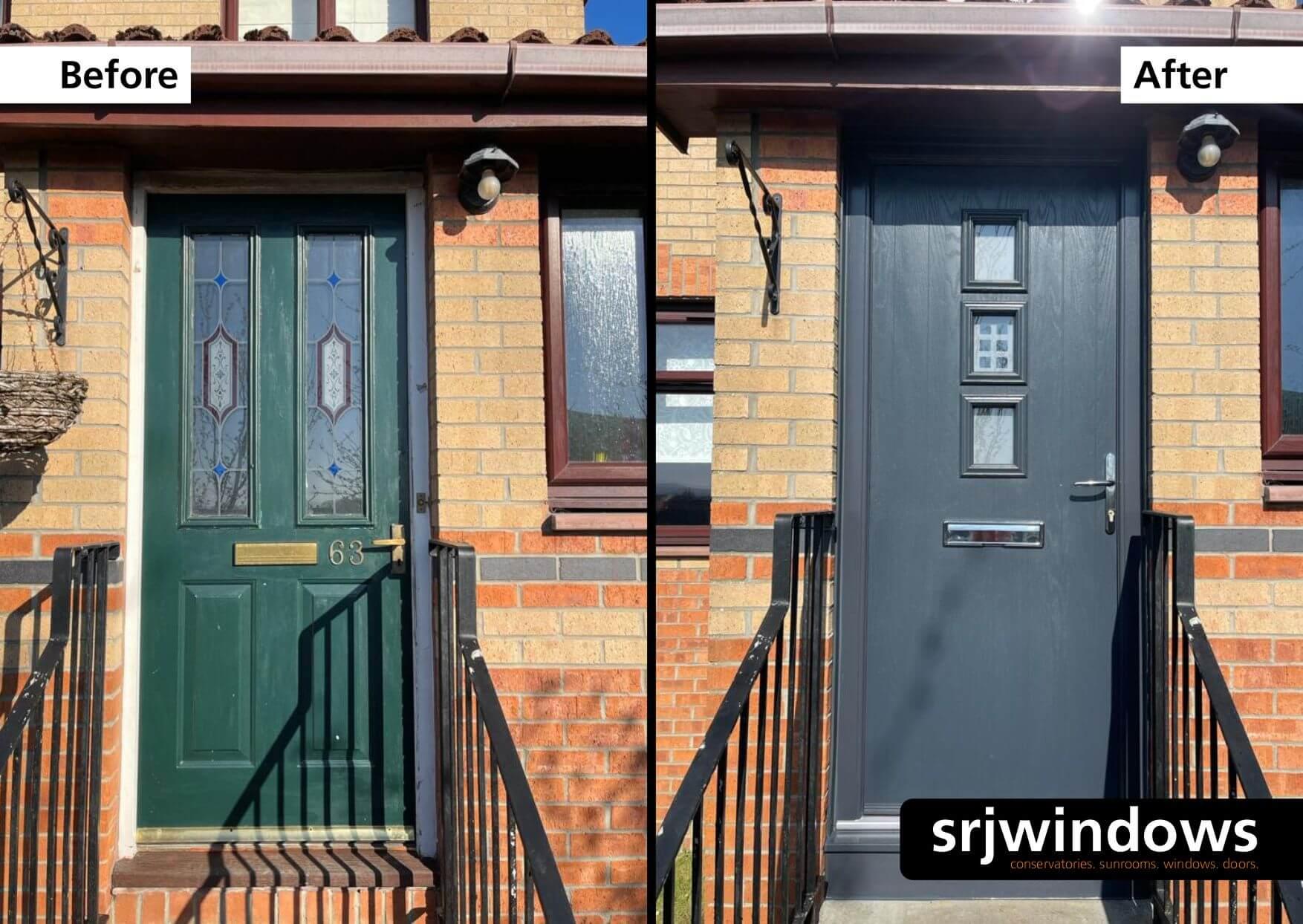 Composite Front Doors Falkirk
