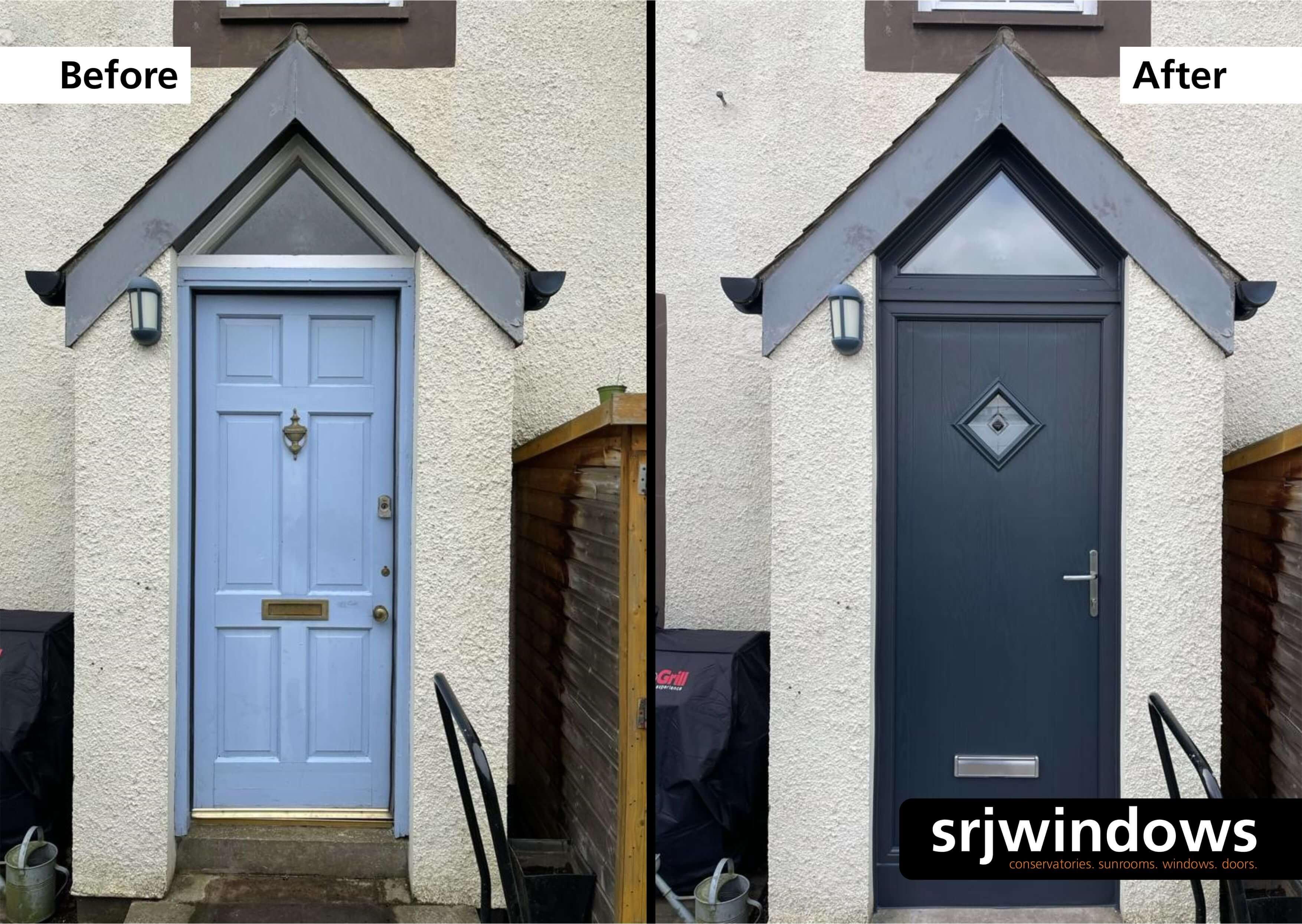 Composite Door Installations Falkirk