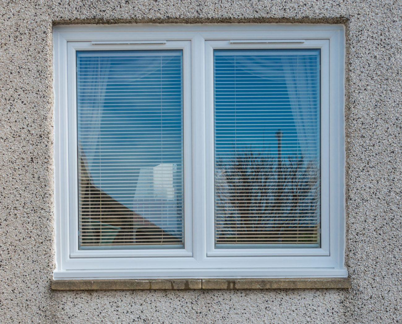 Double glazed windows kinglassie
